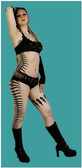 Buffy der Körper Lap Dance
